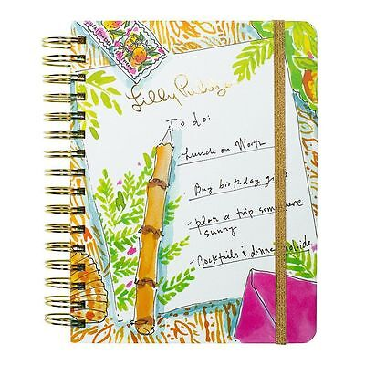 Lilly Pulitzer Perpetual To Do Planner NEW