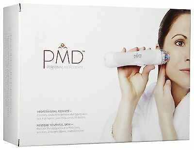 PMD Personal Microderm Home Microdermabrasion Device Brand New