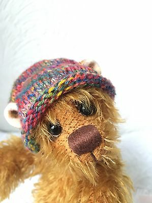 Montigue By Jane Powell Of Pipkins Bears. Mohair
