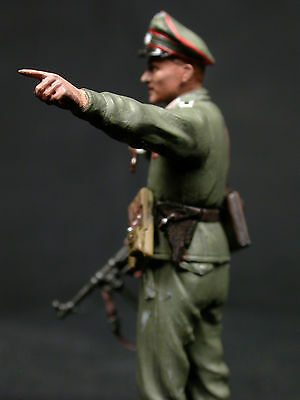 Stabsfeldwebel Panzer Lehr Division. Built & hand Painted 1/35