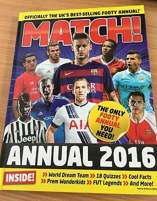 Match Annual 2016 IN VGC FOOTBALL
