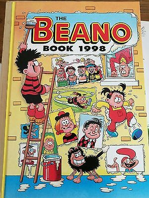 The Beano Book 1998 Price Unclipped In Mint Condition