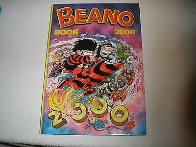 The Beano Book 2000 Mint Condition Price Unclipped