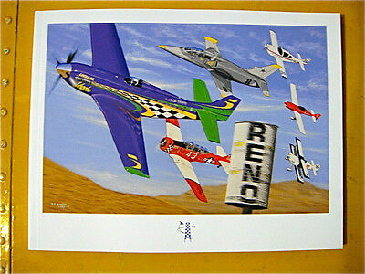 2015 Reno National Championship Air Races and Air Show Program, new