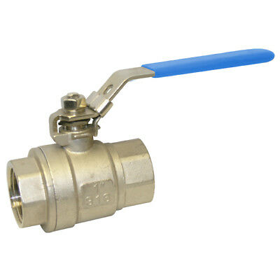 """STAINLESS STEEL 316 BALL VALVE - BSPP - 1/4"""" to 3"""" - RATED PN63 - ASTM A351 CF8M"""