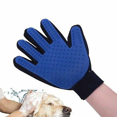 Gant pour poils d'animaux Magic Animal Gant de massage chien chat Fourrure Bross