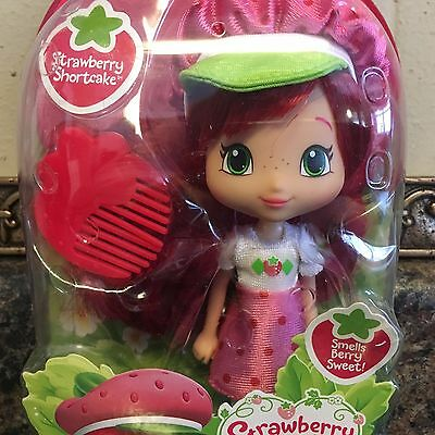 Strawberry Shortcake Herself Berry Best Friends With Comb ~ SSC Berry Sweet ~