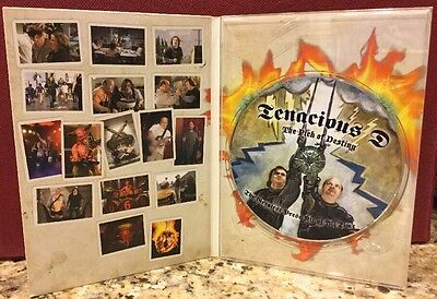 Tenacious D The Pick of Destiny Movie Press Kit