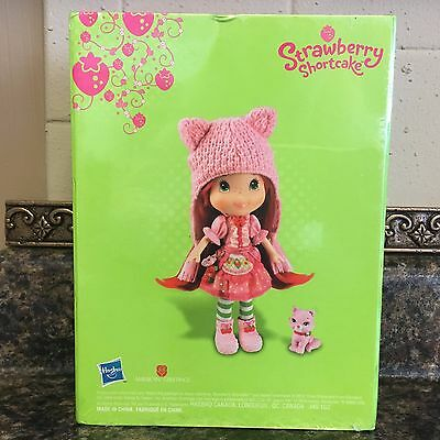 Strawberry Shortcake SDCC Comic Con 2010 Exclusive Doll ~ Hasbro ~ SSC Sweet ~