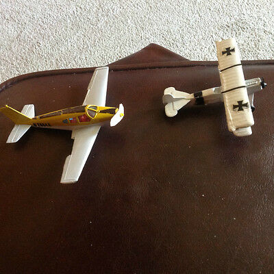 Vintage Lintoy Piper Cherokee Arrow & 1 Vintage 10.1 Ker Small Diecast Plane