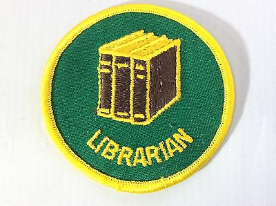 Librarian Troop Position patch N