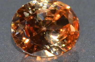 AAA 7.62ct VVS Oval Cut Lab Morganite. **Not Glass or Plastic** USA SELLER