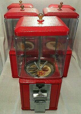 Candy gumball vending route Machine machines lot