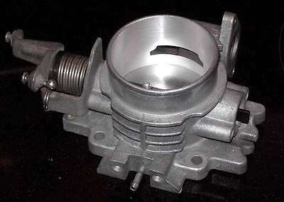 Bore out your Jeep Throttle Body 4.0L bored to 62mm 2.5L
