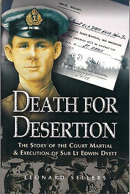 Death For Desertion by Leonard Sellers