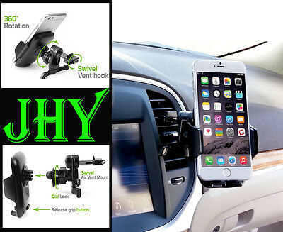 CELLET Car Mount Air Vent Holder Cradle for iPhone Samsung Universal Cell Phone