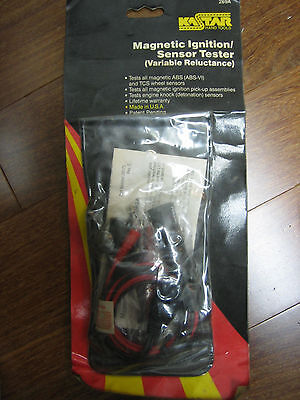 Kastar 269A Ignition Abs Sensor Tester Abs-Vi Made In Usa Knock Pick-Up