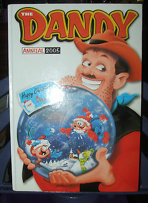 The Dandy Annual 2005 Price Clipped