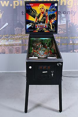 Special Force Gilrs Flipper Pinball von Bally  F0791