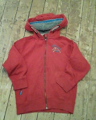 ������Next Zip Up Hooded Jacket Age 8 years������