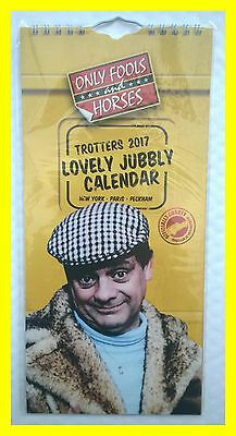 Only Fools And Horses 2017 Official Trotters Calendar Calander Free P&p