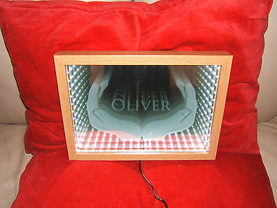 Personalised 'Caring Hands' Design Infinity Mirror