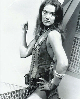 Louise Jameson UNSIGNED photo - H2405 - Doctor Who
