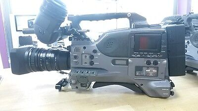 Sony PDW-530 XDCAM Camcorder, 16:9/4:3 Switchable, MPEG IMX 4:2:2/DVCAM Formats