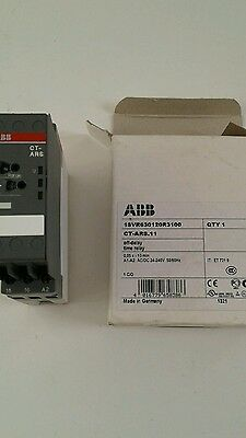 Abb 1Svr630120R3100 Ct-Ars.11 Time Delay
