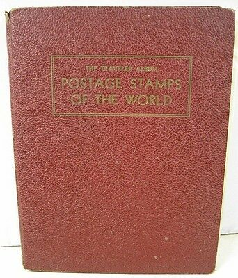 Estate Stamp Collection 1954 Stamps of the World Book Lots of Stamps