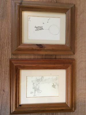 winnie the Pooh Sketches