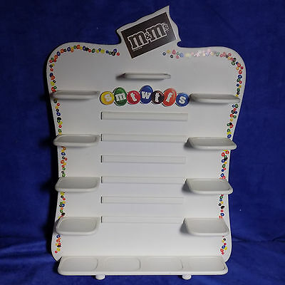 DANBURY MINT  M & M's CALENDAR DISPLAY BOARD - EUC
