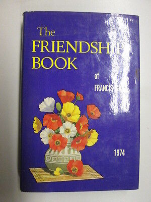 Good - The Friendship Book 1974 (Annual) - Francis Gay  Previous owner's inscrip