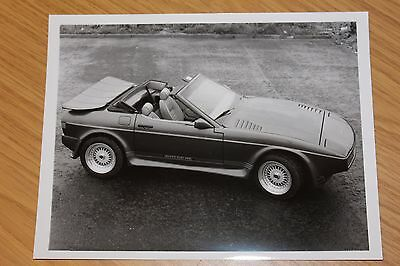 TVR 420 SEAC Convertible Press Photograph 215 by 165 mm