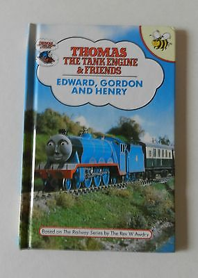 Buzz Book  Thomas The Tank Engine And Friends  Edward Gorden And Henery