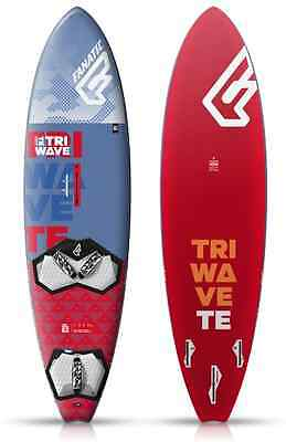 13700-1002 Fanatic Windsurf Board TriWave TE 2017 - Shipping Europe Free