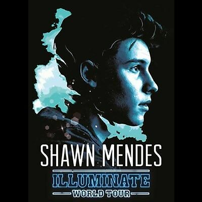 2 TICKETS Shawn Mendes Paris AccorHotels 24.05.17 *CAT 1, ROW 5, SEAT 13 & 14*