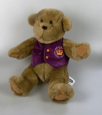 2002 Queen's Golden Jubilee Chad Valley teddy bear
