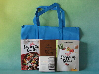 Weight Watchers 2016 / 2017 SMART Points STARTER SET+Calculator+Journal +Tote