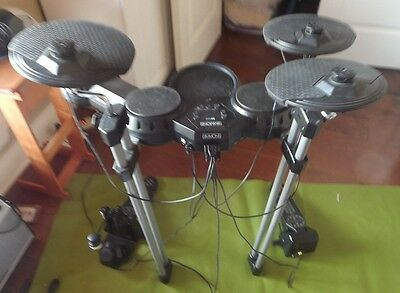 Simmons Electric Drum Set SD100 great shape