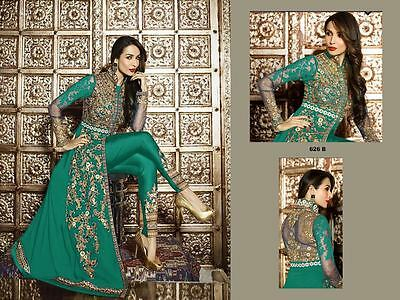 Ethnic Salwar Kameez Indian Pakistani Bollywood Designer Suit Party Wear Dress