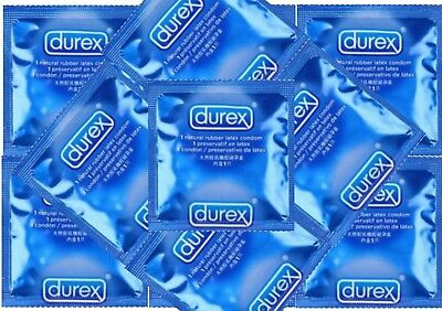 6 - 12 - 24 - 48 - 100 - Durex*** EXTRA SAFE Condoms*** - Extra Thick Extra Lube