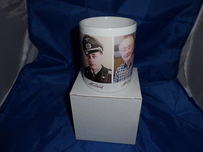 Otto Carius then and now mug