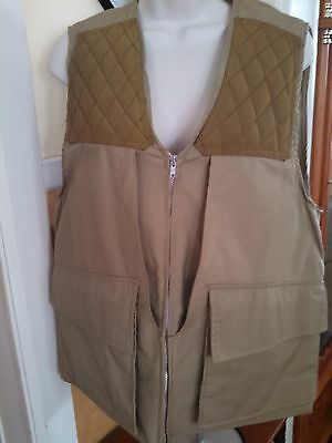 "Browning Mens Hunting Vest Sz Sm.38"" Chest Great pre-owned cond"