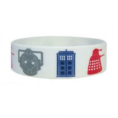 Doctor Who Silicone Wristband