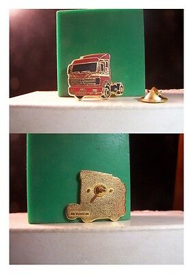 Pin's Camion MERCEDES - Metargent