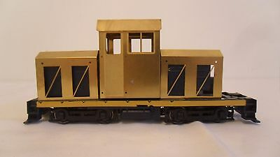 On30 Gauge Built Kit - Brass Loco & Doner Ho Chassis - Please See Below