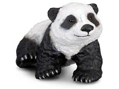 Collecta Wildlife Model - Giant Panda Cub Sitting