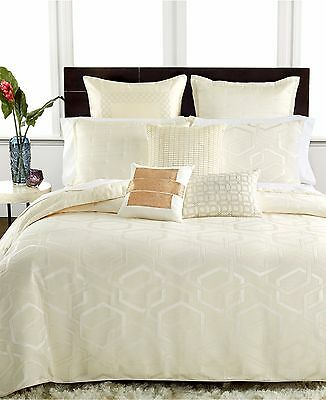 "Hotel Collection Bedding Verve 14"" Square Decorative Pillow Z220"