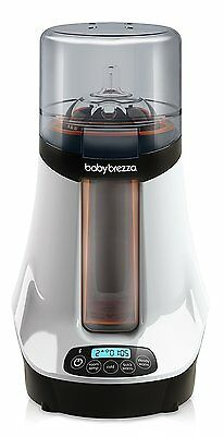 Baby Brezza Safe and Smart Bottle Warmer with Bluetooth #G